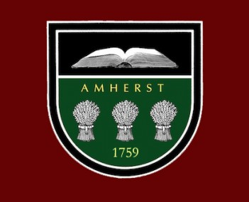 Flag for Amherst