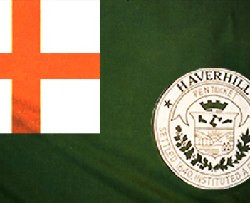 Flag for Haverhill