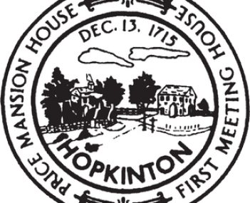Seal for Hopkinton