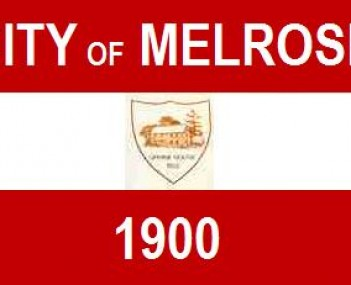 Flag for Melrose