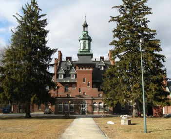 Tewksbury Hospital, Old Administration Building