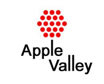 Flag for Apple Valley