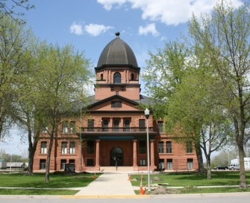 Renville County Courthouse MN
