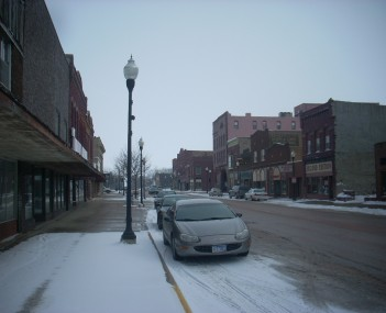 Downtown Pipestone