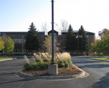 Woodbury City Hall in October 2008