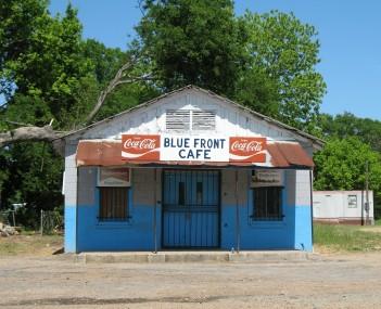 Blue Front Cafe Bentonia Menu