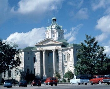 Marion County Mississippi Courthouse