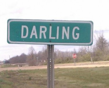 View of Darling