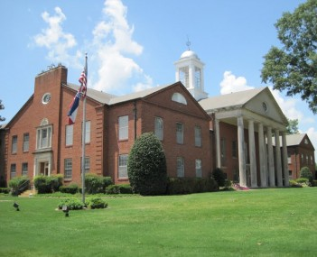 Court House Hernando MS