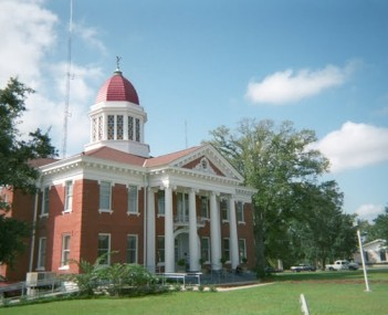 George County Mississippi Courthouse