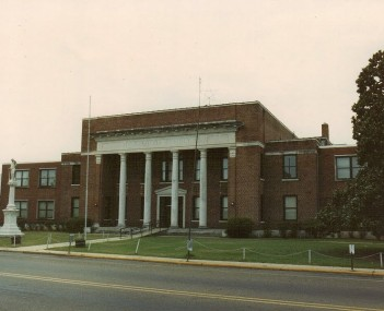 Neshoba County Mississippi Courthouse