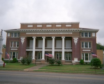 Clarke County Mississippi Courthouse