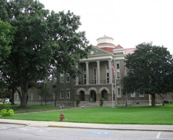 Sharkey County Mississippi Courthouse