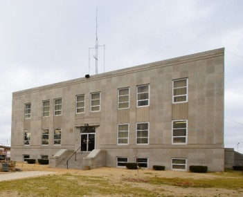 Webster County Courthouse, 2006
