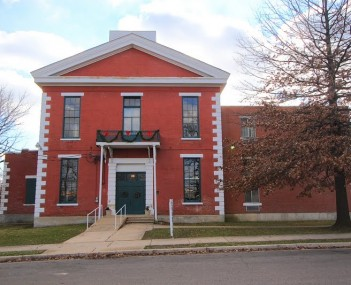 Old Phelps County Courthouse