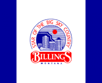 Flag for Billings