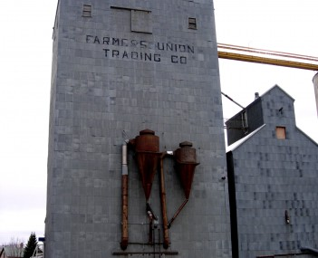 Grain Elevator in Plentywood