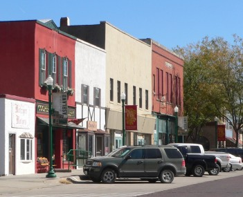 Downtown Ashland: Silver Street
