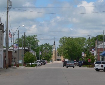 Downtown Atkinson: State Street
