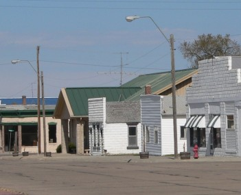 Downtown Butte in 2010