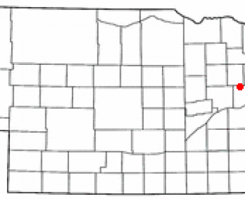 Location of Clarkson, Nebraska