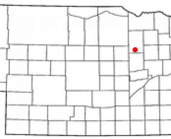 Location of Elgin, Nebraska