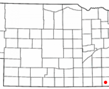 Location of Fairbury, Nebraska