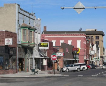 Fremont's historic downtown is listed in the National Register of Historic Places.