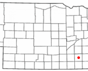 Location of Geneva, Nebraska