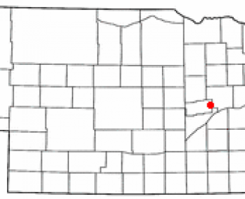 Location of Genoa, Nebraska