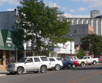 Downtown Gordon