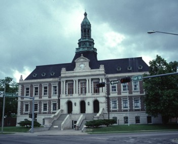 Hall County Courthouse in Grand Island