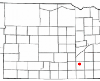 Location of Harvard, Nebraska