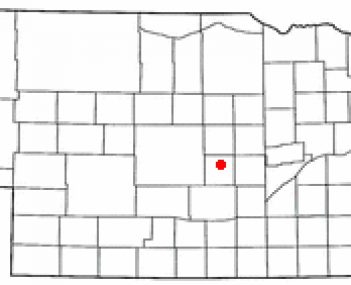 Location of Loup City, Nebraska