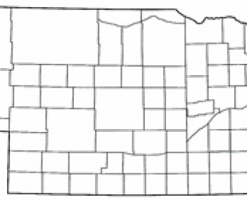 Location of Ponca, Nebraska