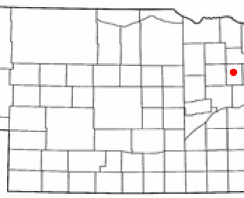 Location of Stanton, Nebraska