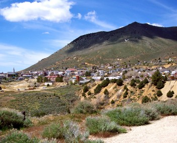 View of Virginia City