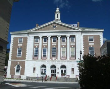 Littleton NH Courthouse and Post Office