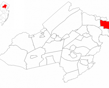 Census Bureau map of Pequannock Township, New Jersey