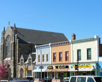 Vineland Downtown
