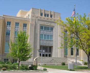 Roosevelt County Court House
