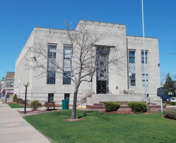 Tonawanda Municipal Building, April 2013