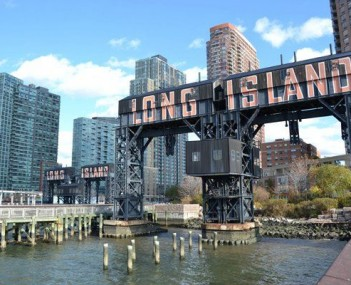 Long Island City in 2010