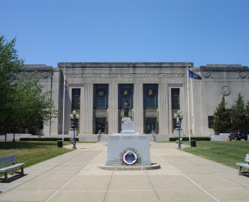 Rockland County Court House in New City