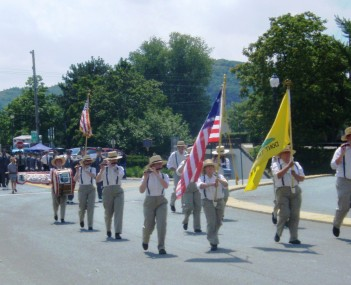 Port Jervis Parade July 14 2007