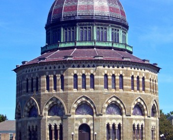 Nott Memorial Hall, Union College