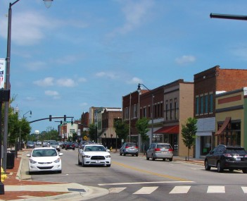 Downtown Dunn