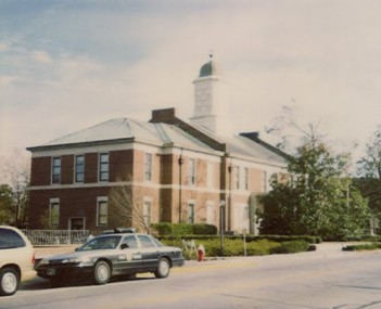 Jacksonville NC 1904 Courthouse
