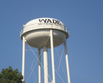 View of Wade