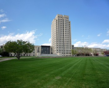North Dakota State Capitol